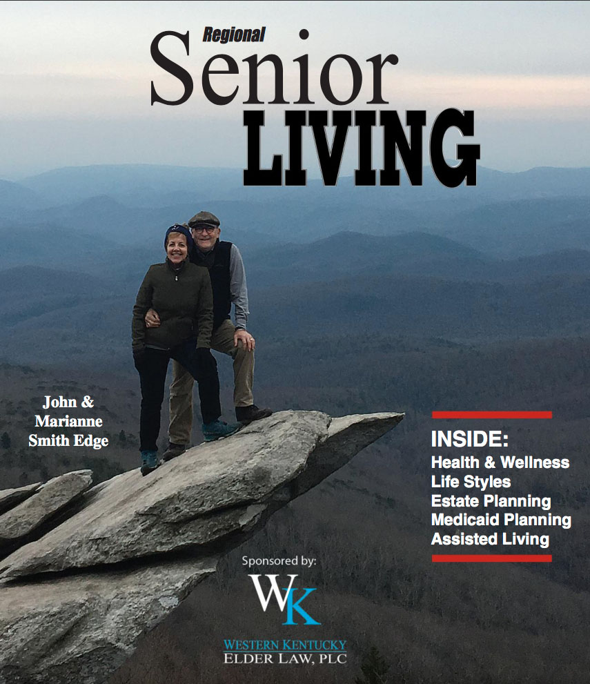 2019 senior living cover