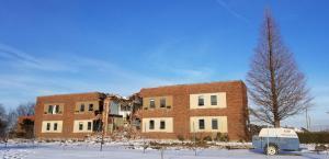 Lewisport Elementary demolition