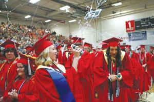 HCHS graduation 2019